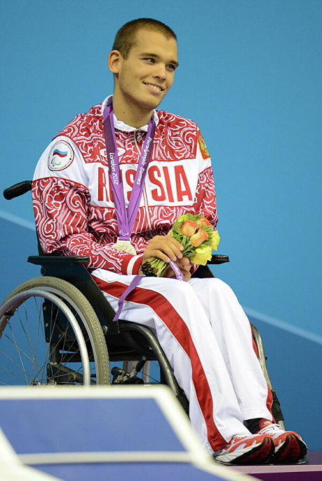 Инвалид спортсмен