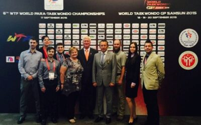 Президент поздравил с юбилеем Паралимпийский комитет России