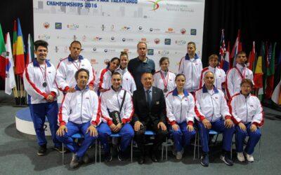 Россия стала победителем 5-го Открытого Чемпионата Европы по паратхэквондо