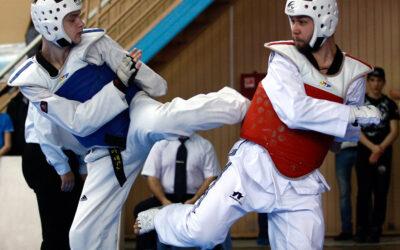 Чемпионат России по паратхэквондо прошёл в Ульяновске