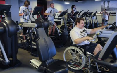 Фитнес для инвалидов без границ