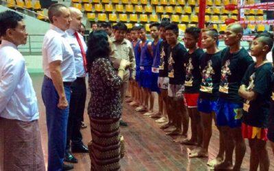 Бирманский бокс — смирение и храбрость