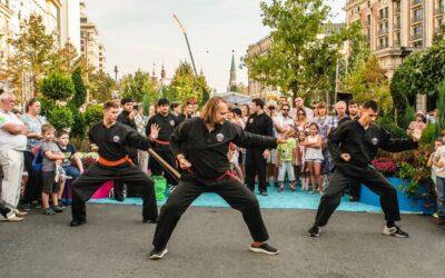 Благотворительный фонд и его партнеры приняли участие в торжествах, проведенных в честь Дня города Москвы