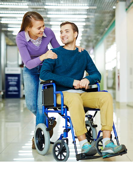 Социальная поддержка инвалидов