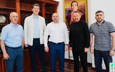Благотворительный фонд «Сила духа» в Дагестане
